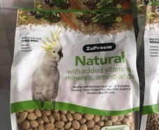 zupreem Natural cockatoo 1.4kg