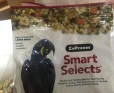 ZuPreem Smart selects lager birds 1.8kg