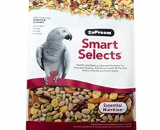 ZuPreem Smart selects Parrots & Conures 1.8kg